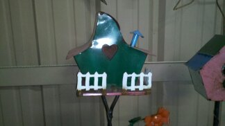 Fence Birdhouse
