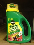 Shake and Feed Miracle Gro