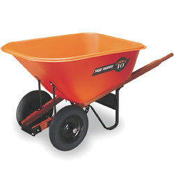 True Temper 10cf Wheel Barrow
