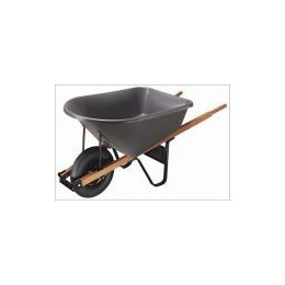 True Temper 6cf Wheel Barrow